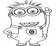 MINION Coloring Pages Color Online Free Printable
