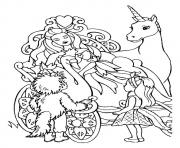 Princess Luna My Little Pony Coloring Pages Printable