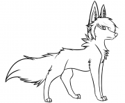 Wolf Coloring Pages to Print Wolf Printable
