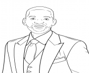 Celebrity Coloring Pages Free Printable