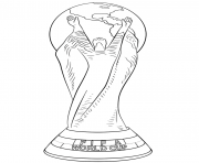 Fifa World Cup 2018 Coloring Pages Free Printable