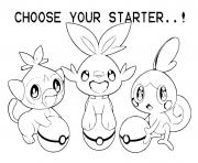 Pokemon Coloring Pages Free Printable