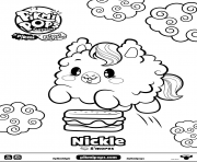 Pikmi Pops Coloring Pages Free Printable