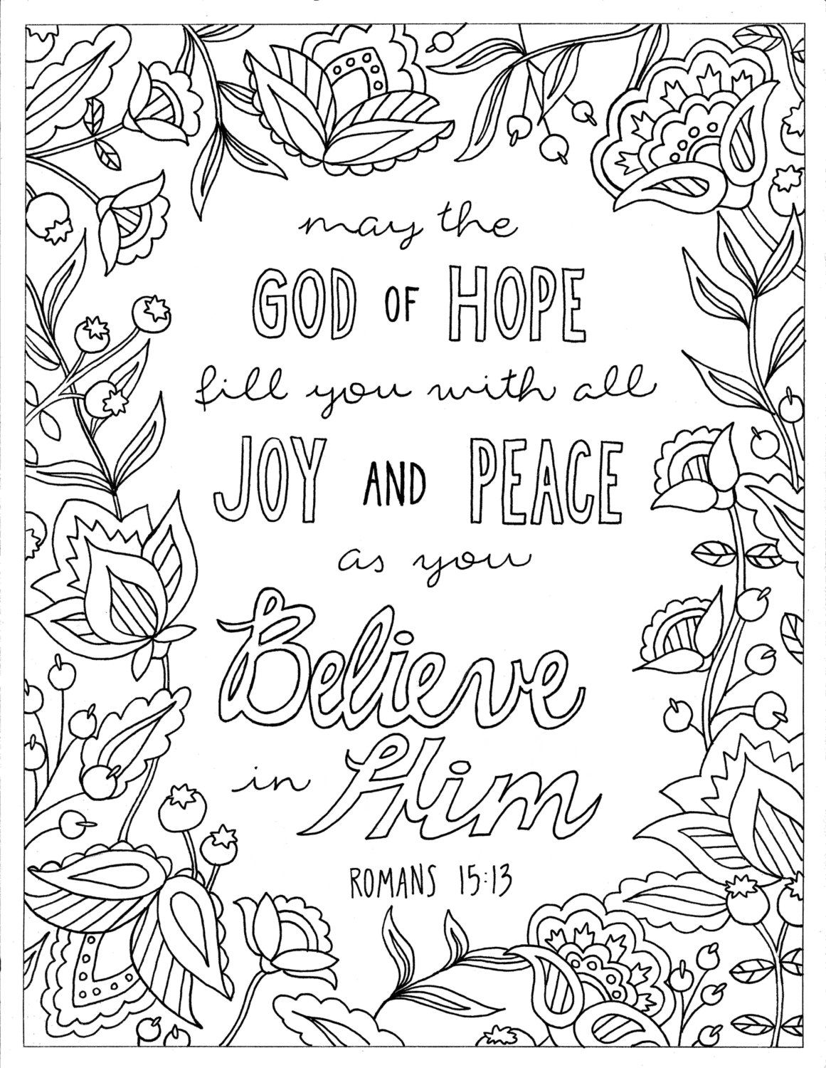 Bible Coloring Pages ⋆ coloring.rocks!