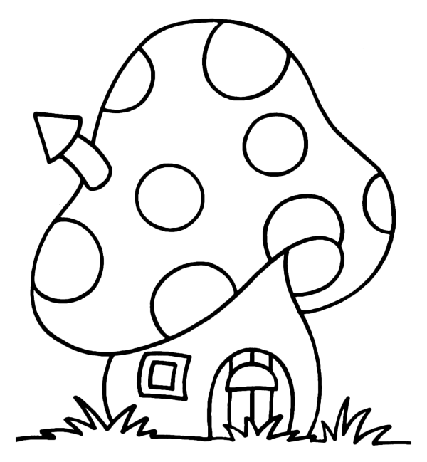 Easy Coloring Pages coloringrocks!