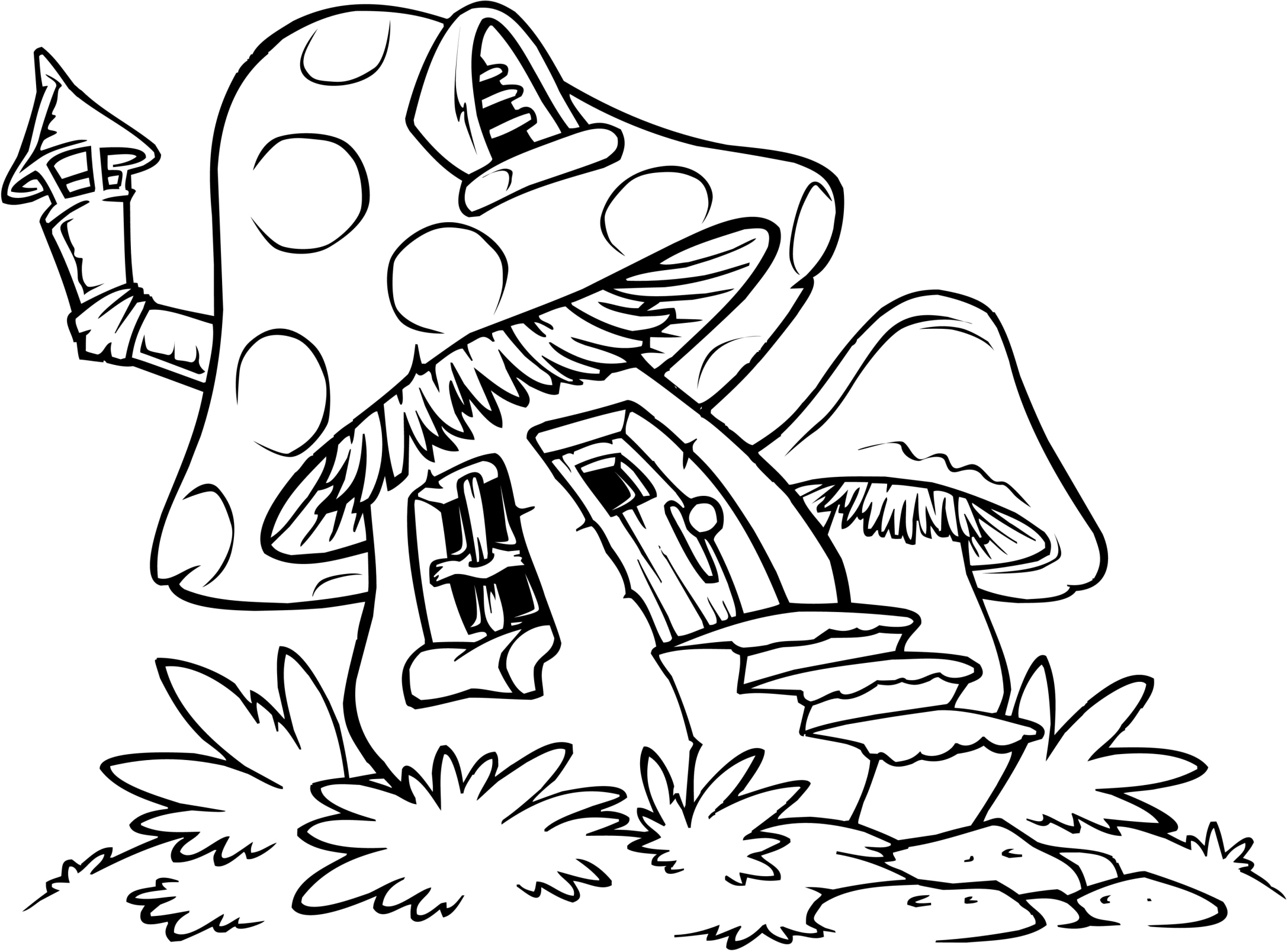 Easy Coloring Pages ⋆ coloring.rocks!