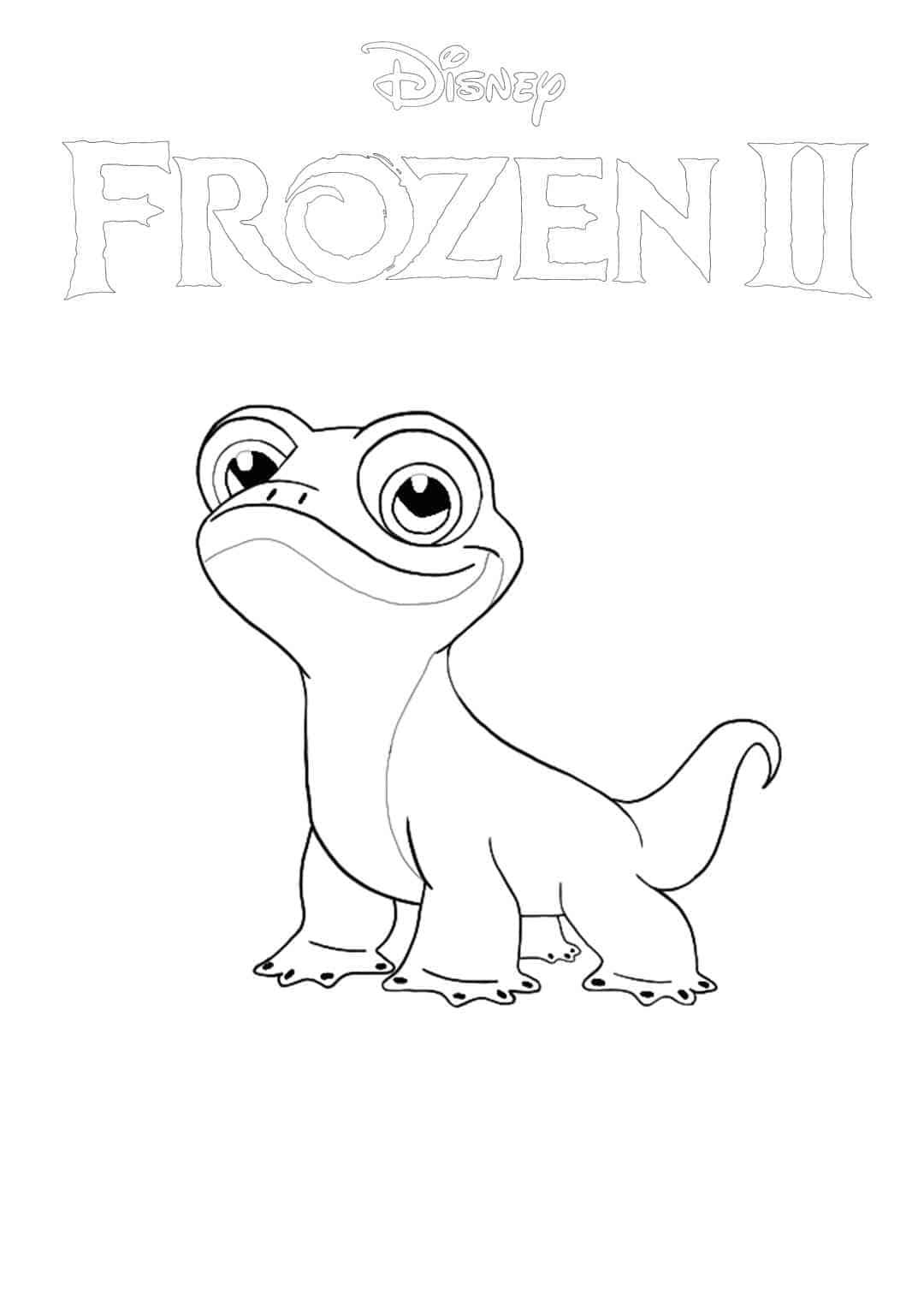 Dessin Reine Des Neiges 2 : dessin, reine, neiges, Coloriage, Bruni, Coloriages, Reine, Neiges, (Frozen