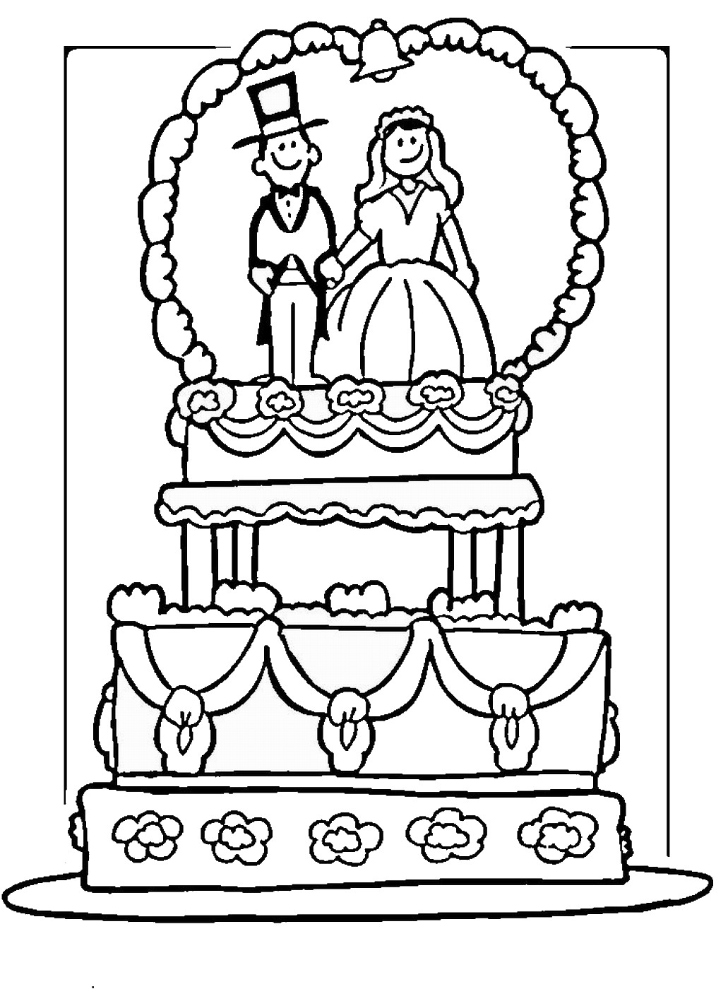 Cooking & Baking Coloring Pages