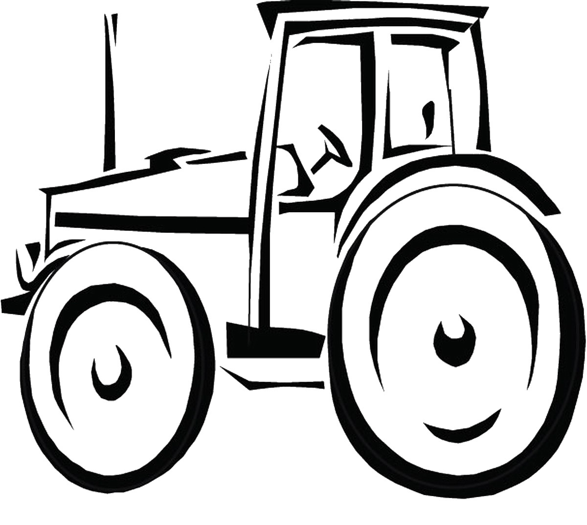 Free john deere gator coloring pages