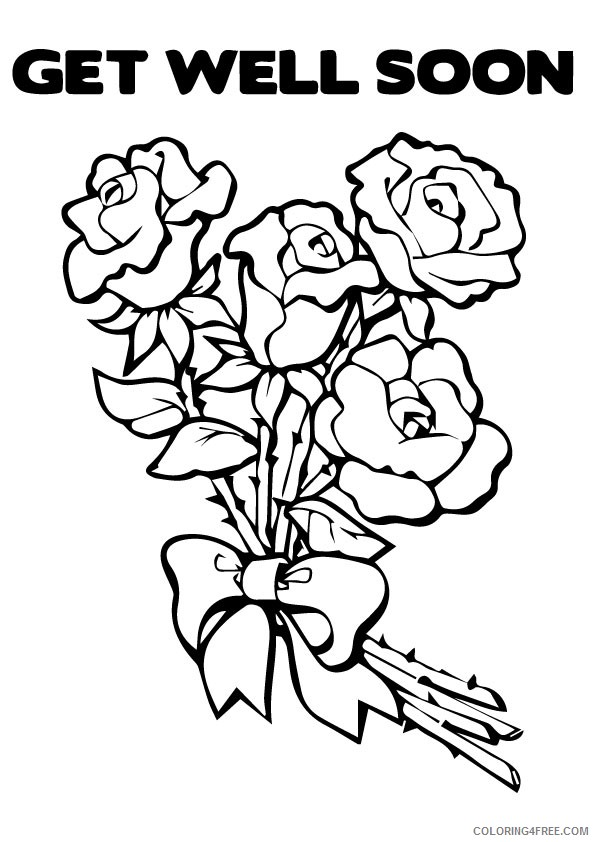 get well soon coloring pages care bears Coloring4free