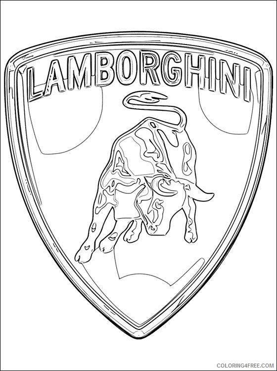 Lamborghini Coloring Sheets Lamborghini Murcielago