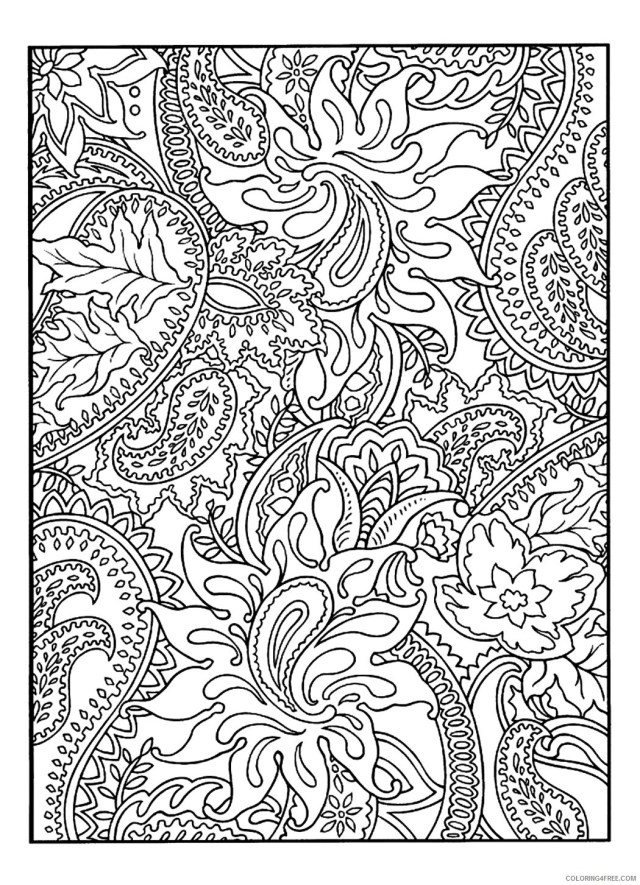 pretty coloring pages for adults Coloring21free - Coloring21Free.com