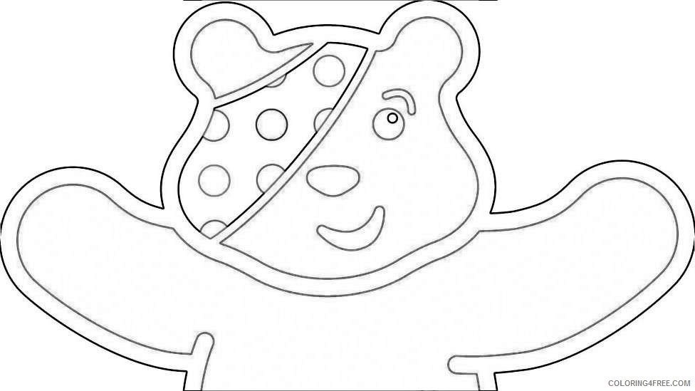 Snap COLOUR IN PUDSEY by BBCChildrenInNeed Teaching