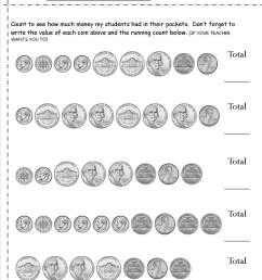 2nd Grade Coloring Pages Educational Money Worksheets Printable 2020 0160  Coloring4free - Coloring4Free.com [ 1650 x 1275 Pixel ]