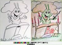 Satanic Fun   Coloring Book Corruptions