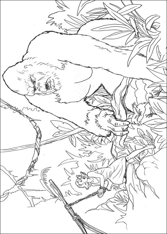15 best king kong coloring pages for kids  updated