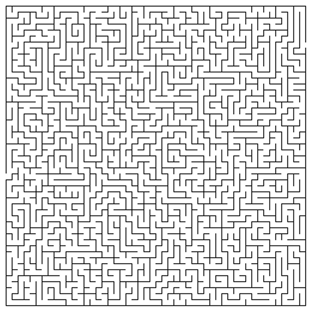 51 Best Mazes Coloring Pages For Kids