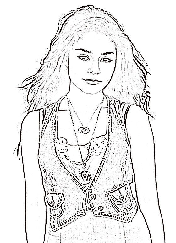 8 Best High School Musical Coloring Pages for Kids
