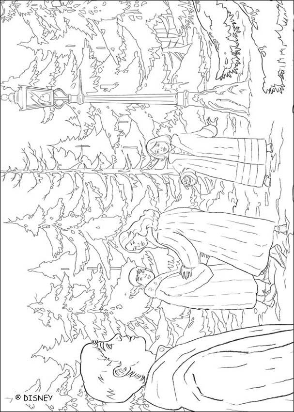 16 Best Chronicles Of Narnia Coloring Pages for Kids