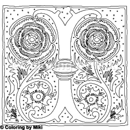 Sushi Coloring Page#241