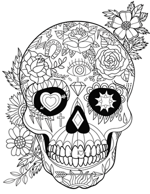 Free Adult Coloring Pages Page 4