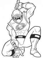 Ausmalbilder Power Rangers   Malvorlagen Kostenlos zum ...