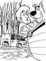 Ausmalbilder Scooby Doo   Malvorlagen Kostenlos zum Ausdrucken