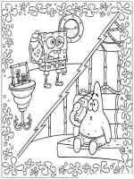 Ausmalbilder SpongeBob Schwammkopf   Malvorlagen Kostenlos ...