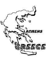 Ausmalbilder Griechenland   Malvorlagen Kostenlos zum ...