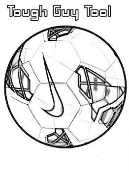 Ausmalbilder Fußball ball - Malvorlagen Kostenlos zum