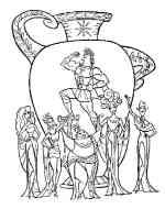 Ausmalbilder Hercules   Malvorlagen Kostenlos zum Ausdrucken