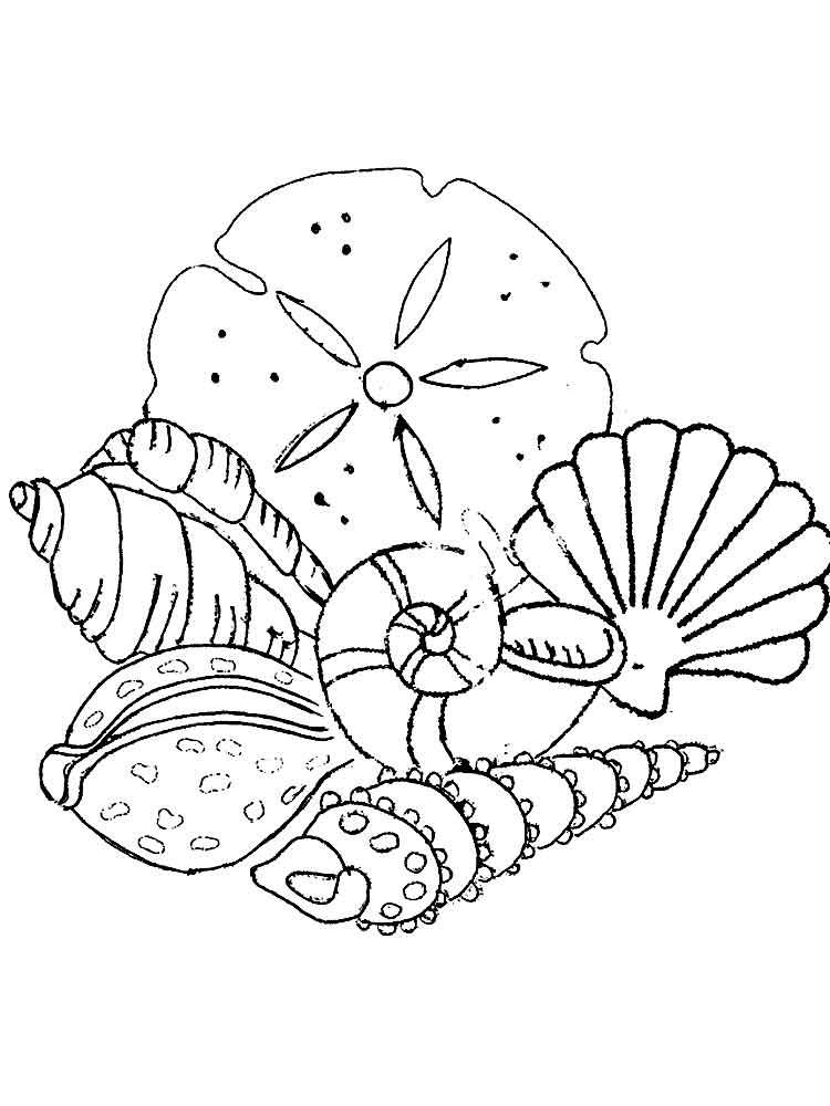 Unterwasserwelt Malvorlagen