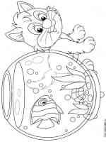 Malvorlagen Aquarium   Ausmalbilder Kostenlos zum Ausdrucken
