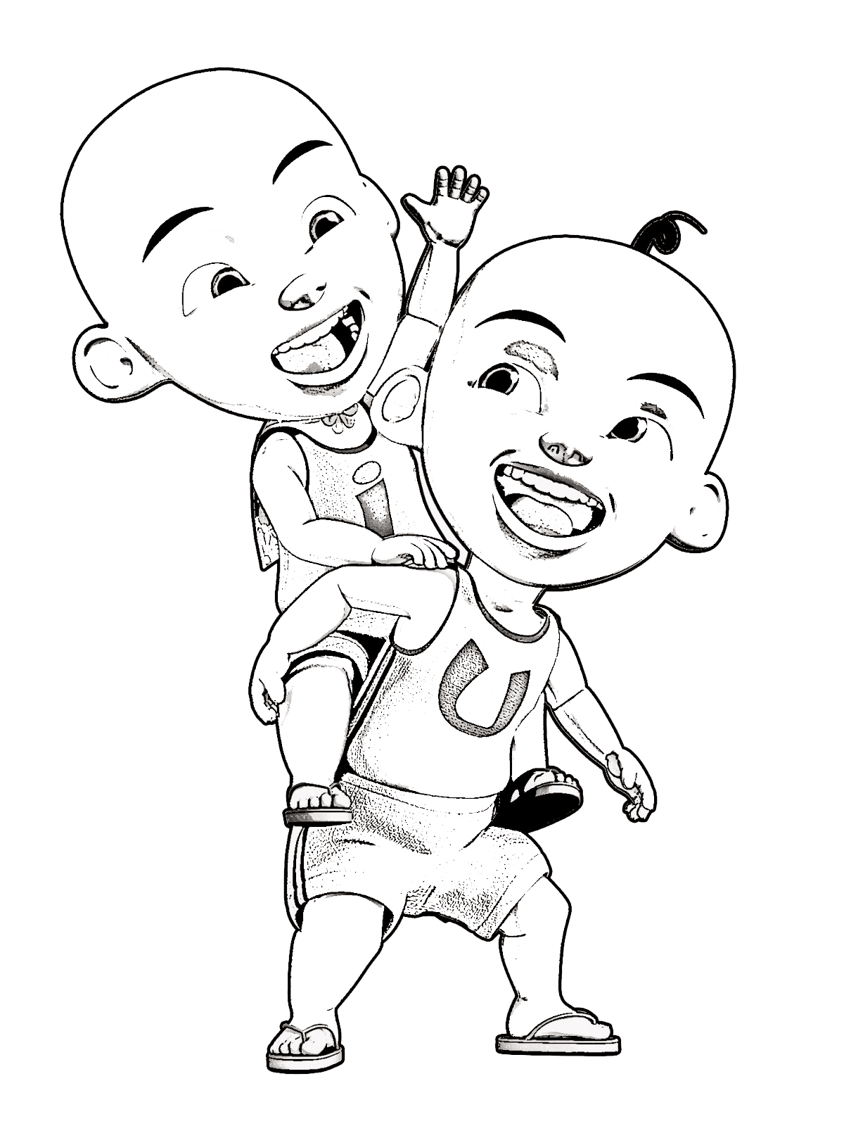 Gambar Buku Kartun Hitam Putih : gambar, kartun, hitam, putih, Gambar, Kartun, Hitam, Putih, Mewarnai,, Kartun,, Coloring