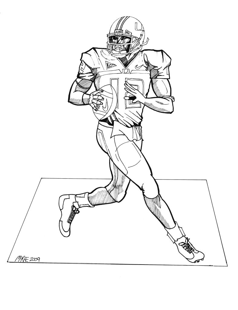 Miami Dolphins Coloring Pages : miami, dolphins, coloring, pages, Miami, Dolphins, Coloring