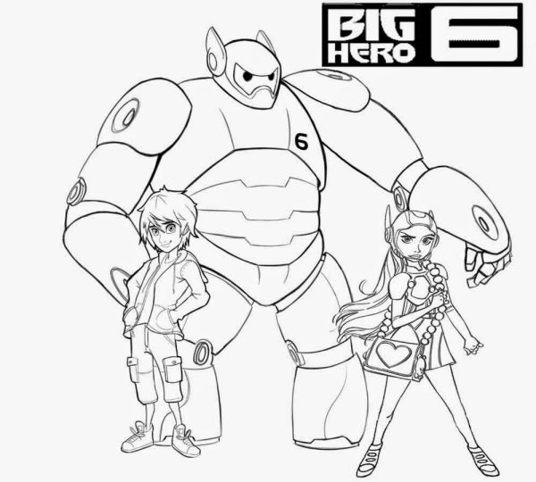 Big And Easy Coloring Pages Coloring Home