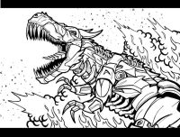 Transformers Age Of Extinction Coloring Pages - Coloring Home