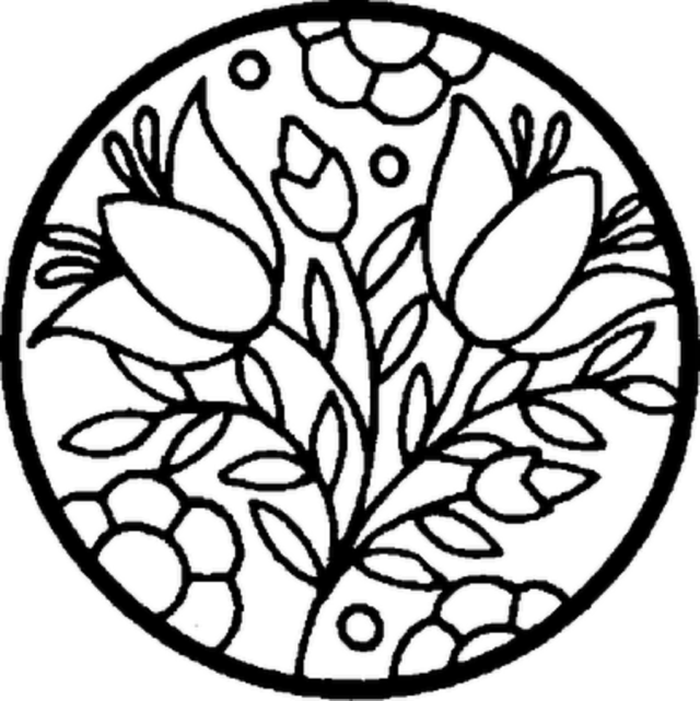 Circle Of Caring Coloring Page - Coloring Pages For All Ages