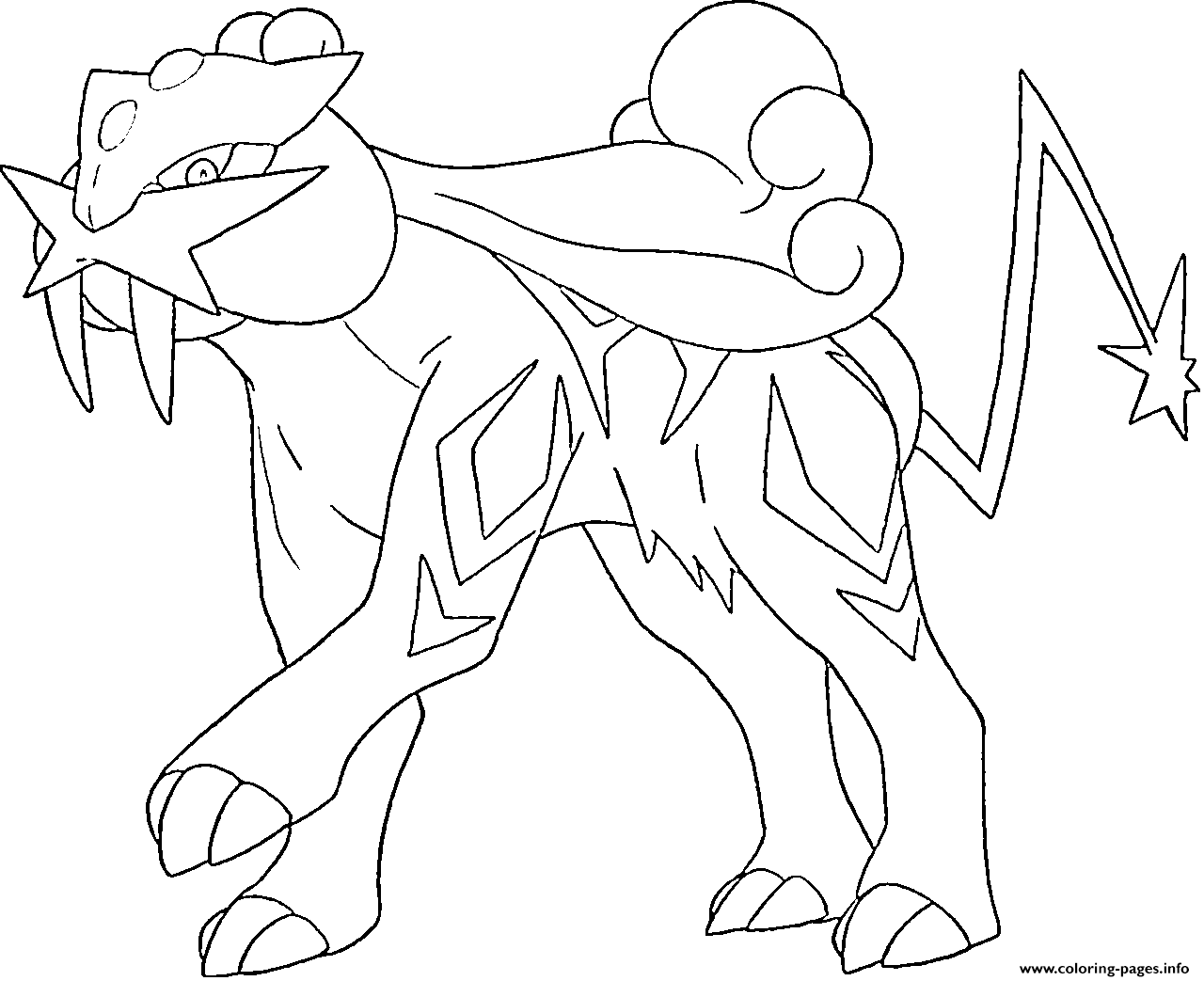 How To Improve At Suicune Coloring Page In 60 Minutes