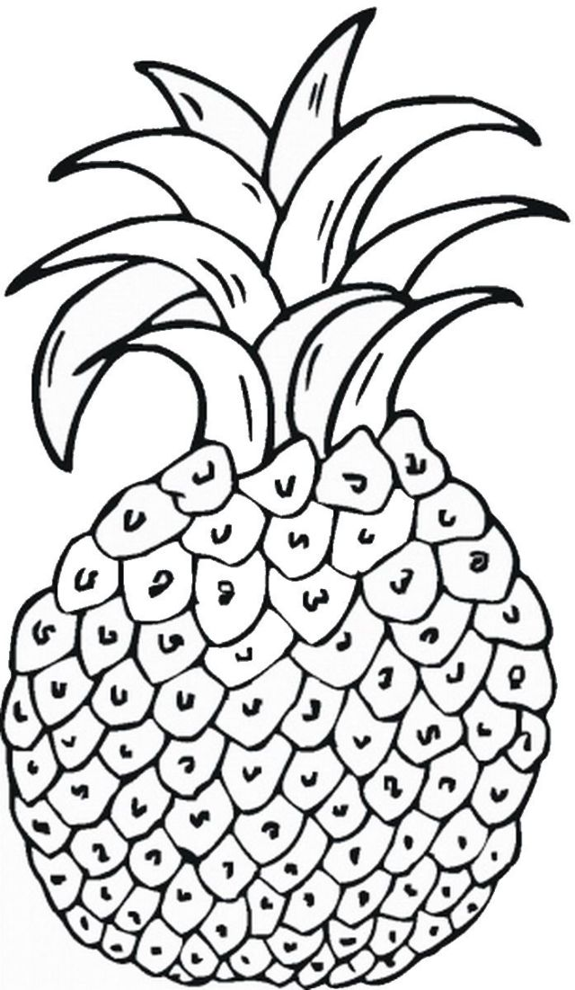 Luau Free Coloring Pages - Coloring Home