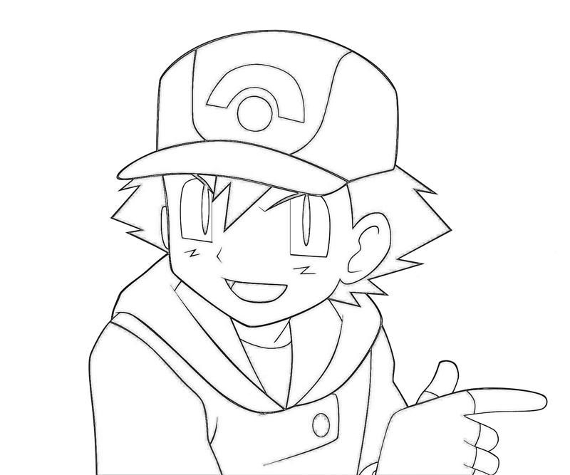 printable pictures of pokemon characters  coloring home
