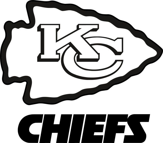 Kansas City Chiefs Coloring Pages - Coloring Home