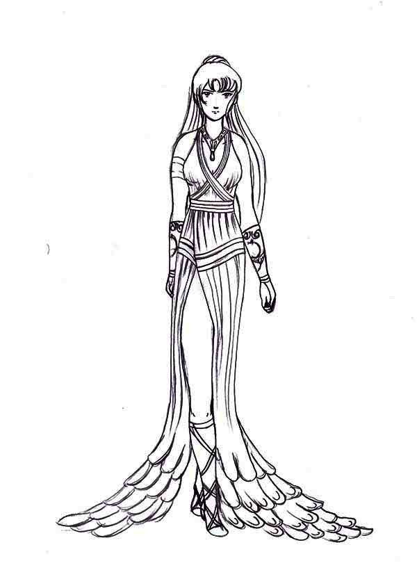 free printable greek goddess coloring pages  coloring home