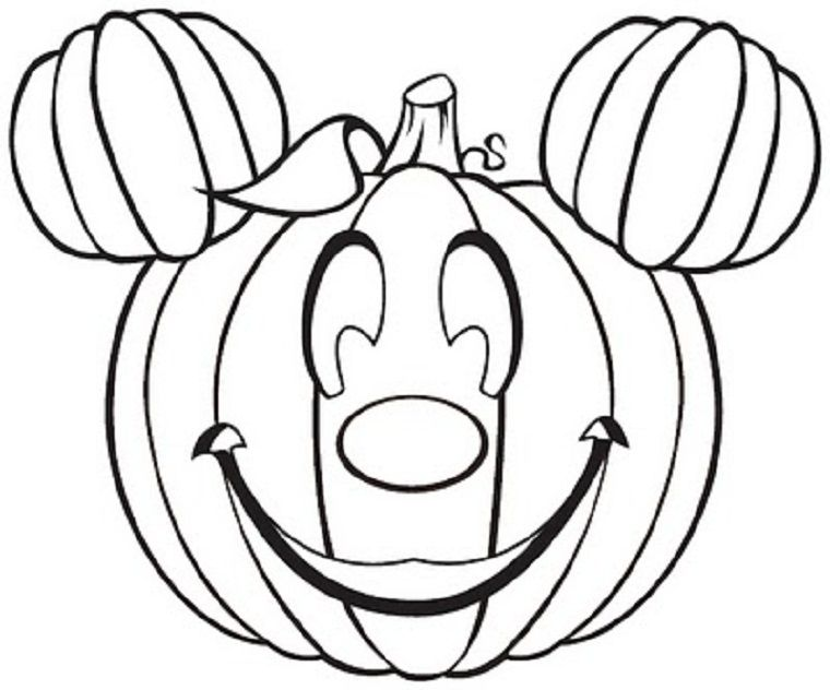 Pumpkins Coloring Page Coloring Home