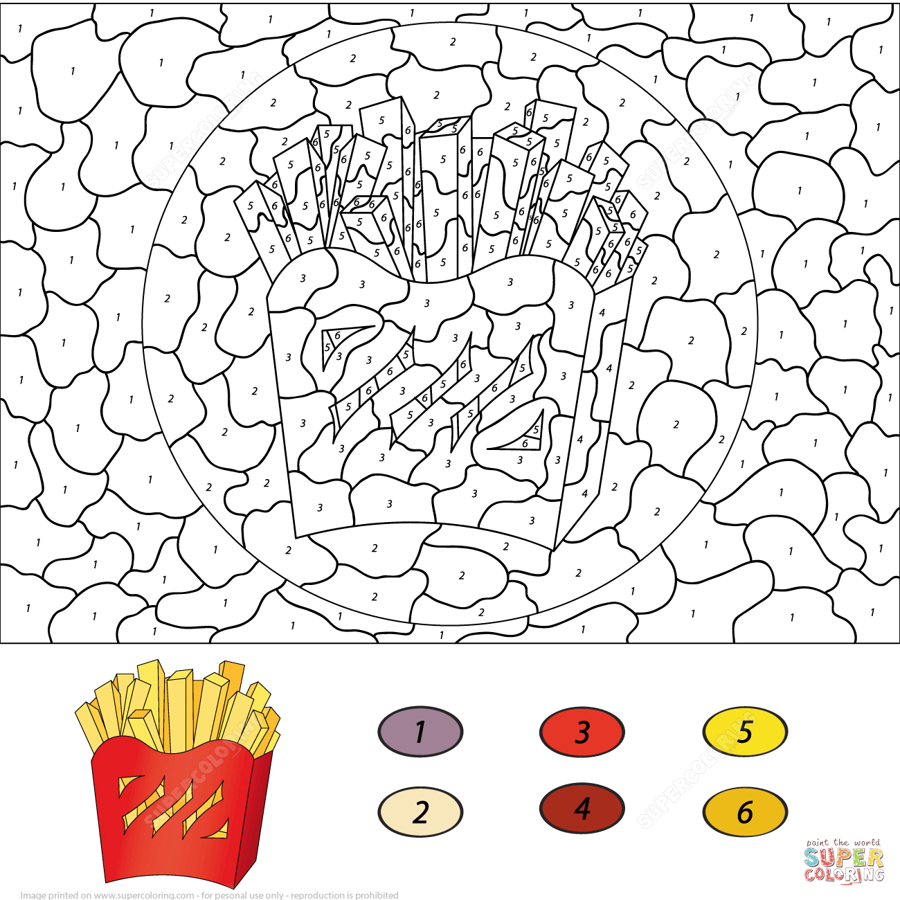 Free Printable Mcdonalds Coloring Pages