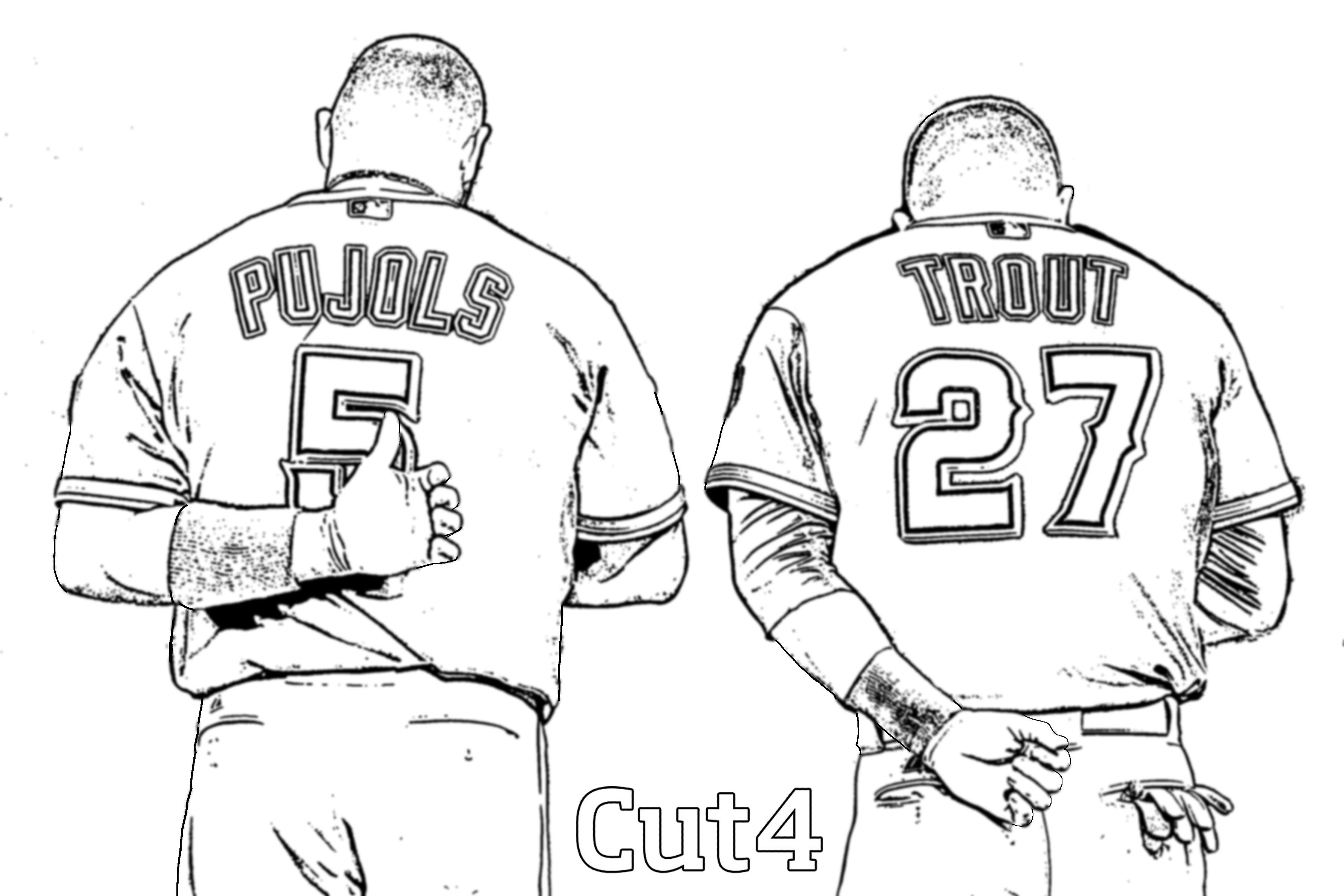Red Sox Coloring Pages To Print