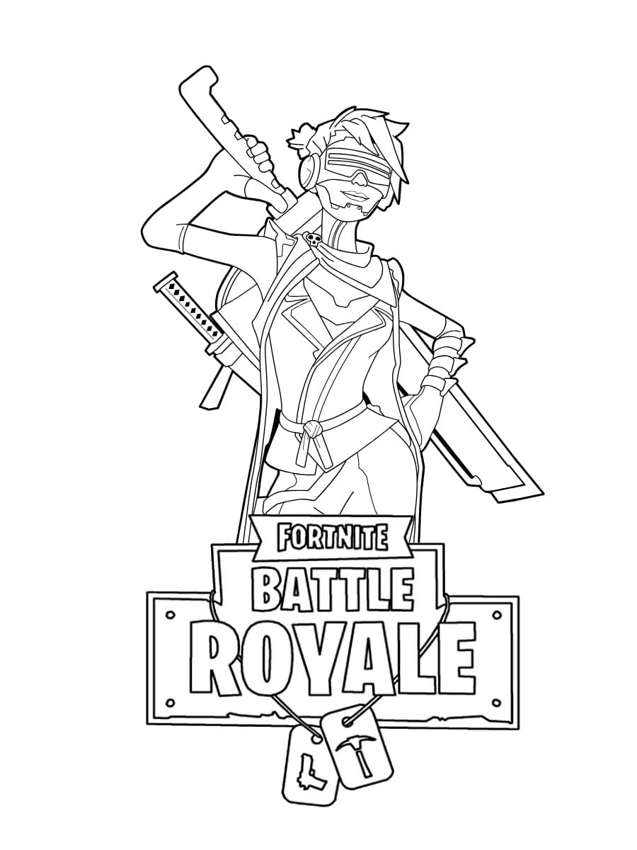 Dessin Fortnite Saison 11 : dessin, fortnite, saison, Fortnite, Coloring, Pages