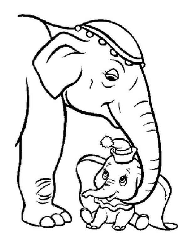 8 Pics Of Mommy And Baby Animal Coloring Pages To Print ... | coloring pages of baby animals and mom