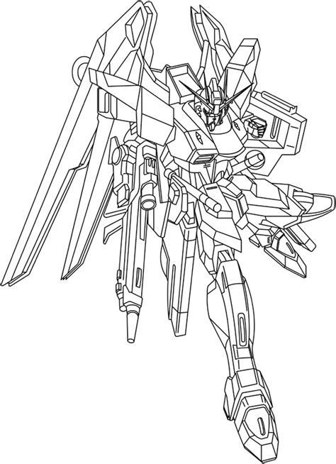Gundam Coloring Pages : gundam, coloring, pages, Mobile, Gundam, Colouring, Pages, Coloring