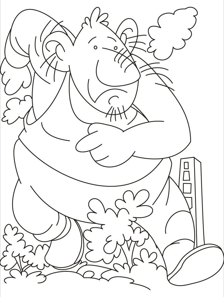Giant Coloring Sheet : giant, coloring, sheet, Crayola, Giant, Coloring, Pages